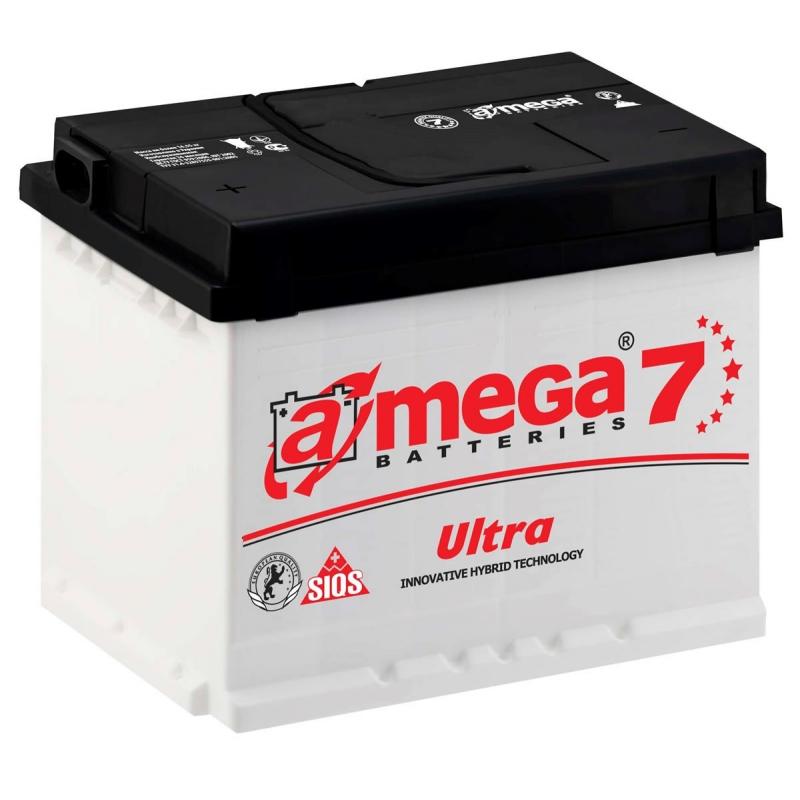 A-MEGA Ultra 105 Ah 960A Euro (0)