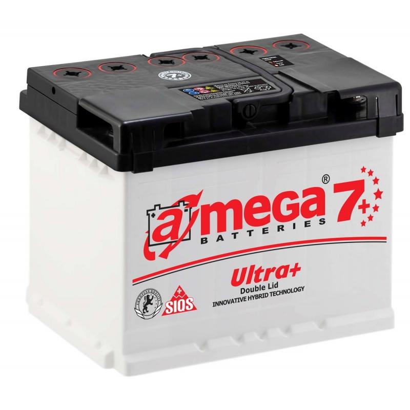 A-MEGA Ultra+ 77 Ah 810A Euro (0)