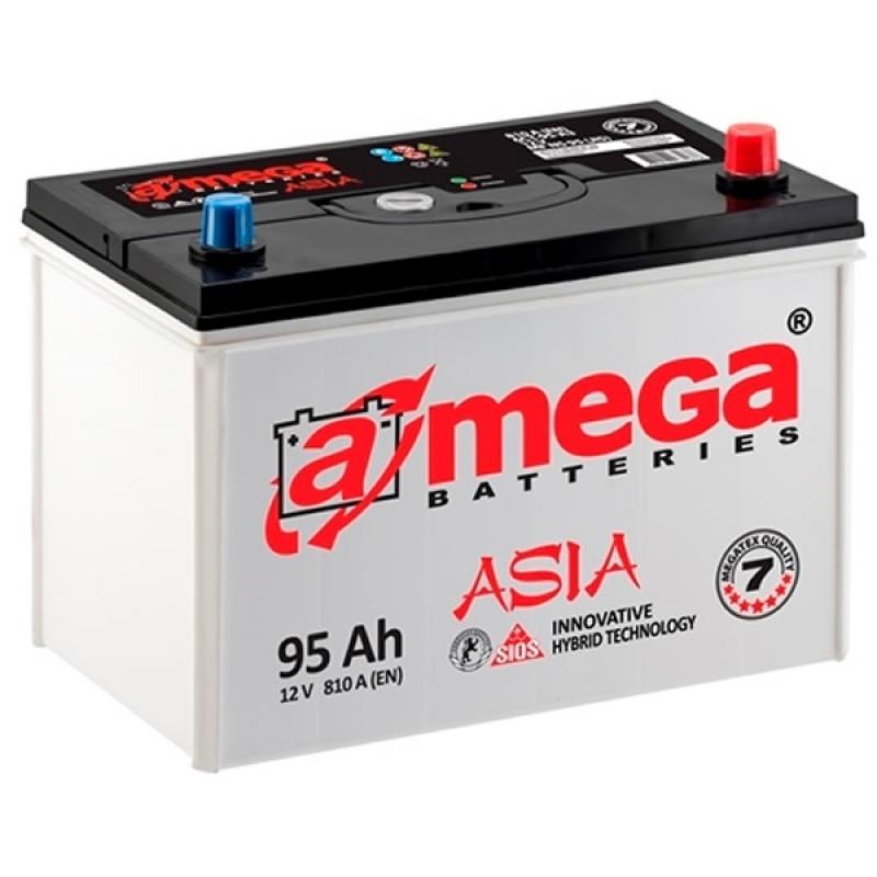 A-MEGA Asia 95 Ah 810A Euro (0)
