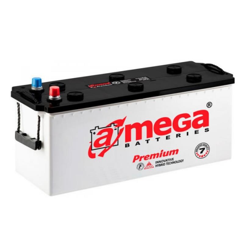 A-MEGA Premium 225 Ah 1400A Euro (0)