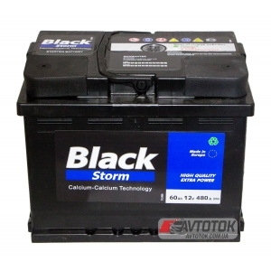 AutoPart Black Storm 60 Ah/12V Euro (0)