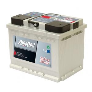 AutoPart GALAXY SILVER 60 Ah/12V Euro (0)