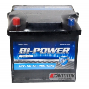 BI-Power 6CT-50 Ah/12V A1 Euro