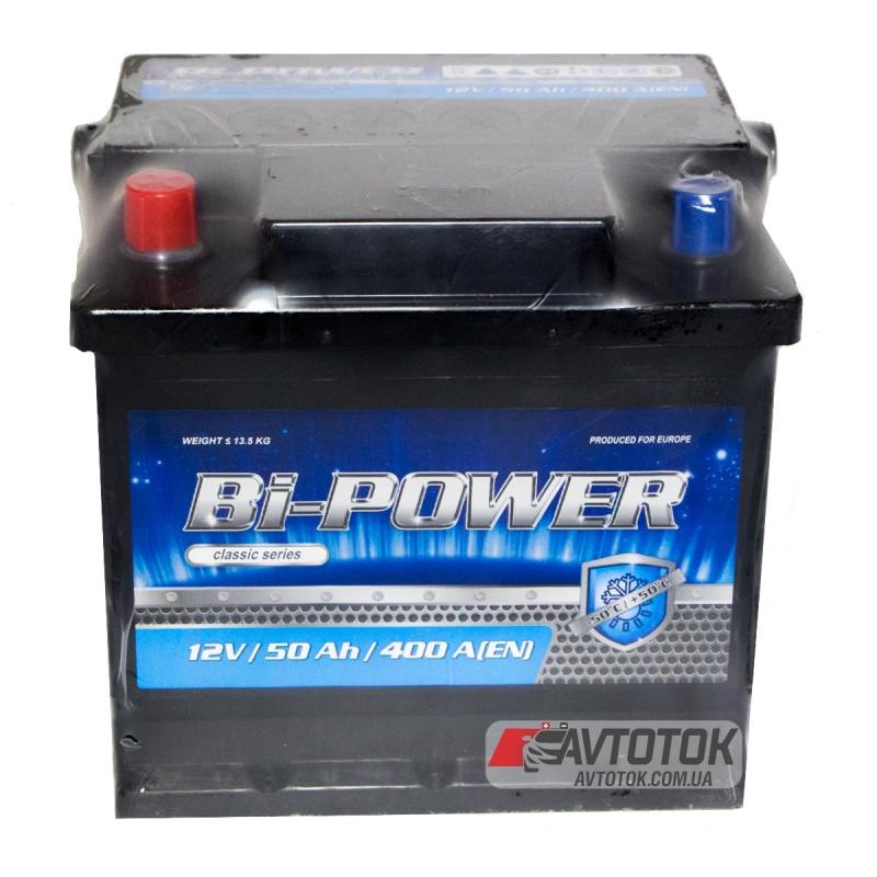 BI-Power 6CT-50 Ah/12V A1