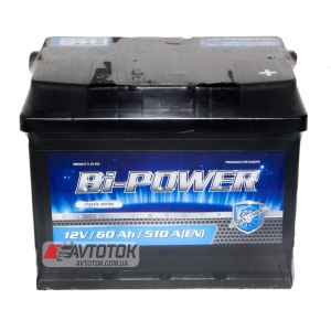 BI-Power 6CT-60 Ah/12V A1 Euro