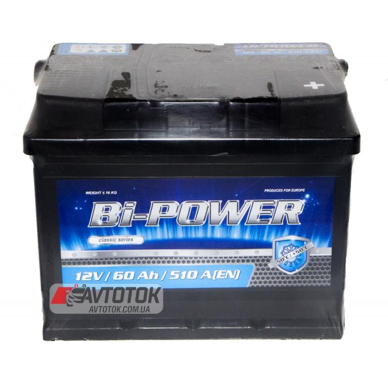 BI-Power 6CT-60 Ah/12V A1 Euro