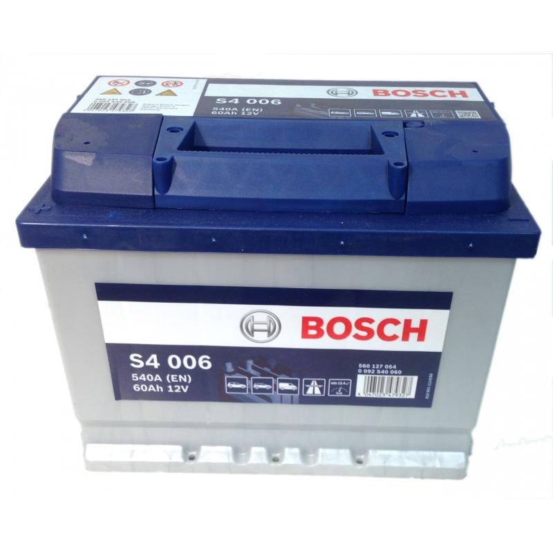 BOSCH 6СТ-60 (S4006)