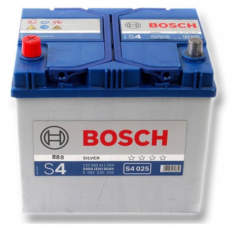 BOSCH 6СТ-60 АЗИЯ (S4025)