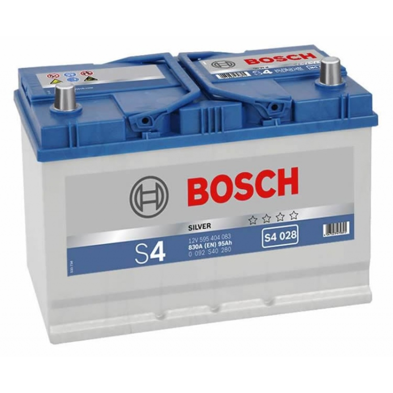 BOSCH 6СТ-95 АЗИЯ Евро (S4028)