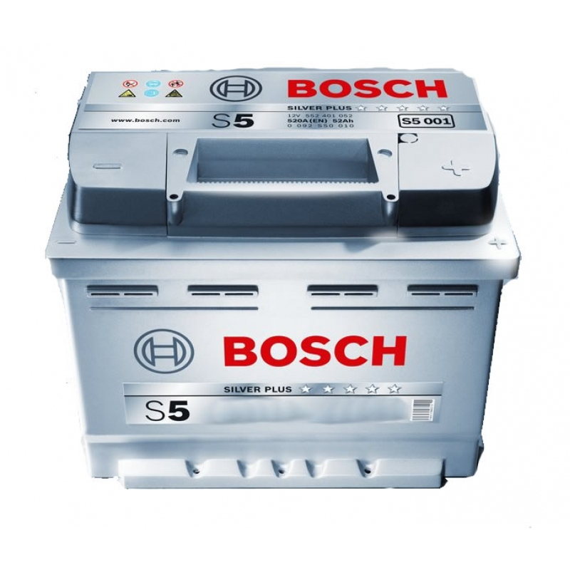 BOSCH 6СТ-61 H Евро (S5004)