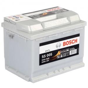 BOSCH 6СТ-63 Евро (S5005)