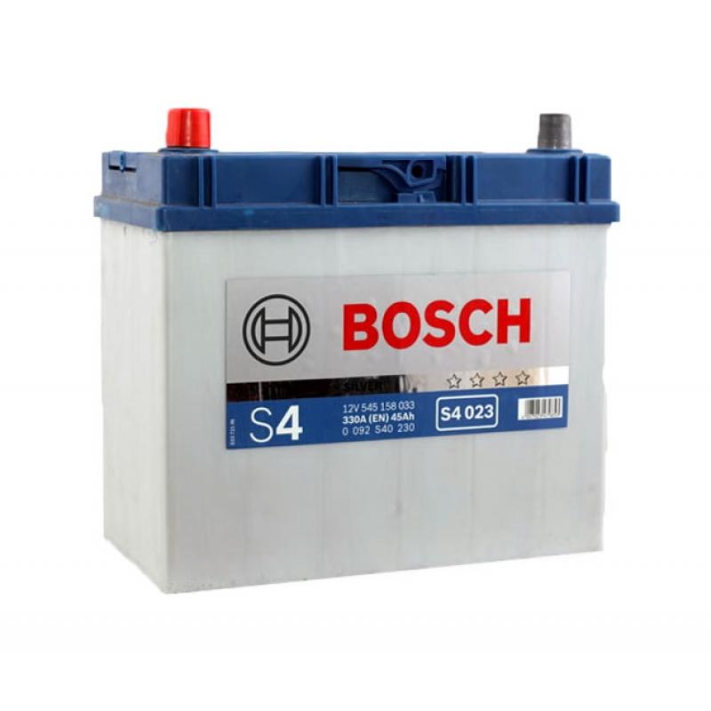 BOSCH 6СТ-45 АЗИЯ Евро (S4023)