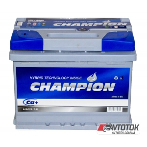 Champion 6CT-60 Ah/12V Euro (0)