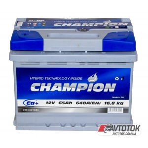 Champion 6CT-65 Ah/12V (1)