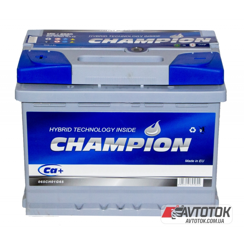 Champion 6CT-60 Ah/12V Euro (0)