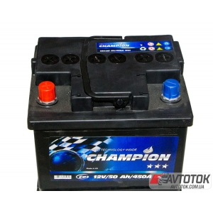 Champion BLACK 6CT-50 Ah/12V Euro (0)