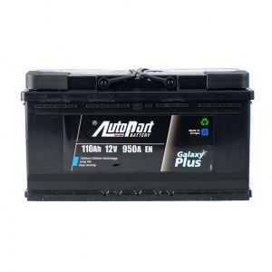 AutoPart GALAXY PLUS 110 Ah/12V Euro (0)