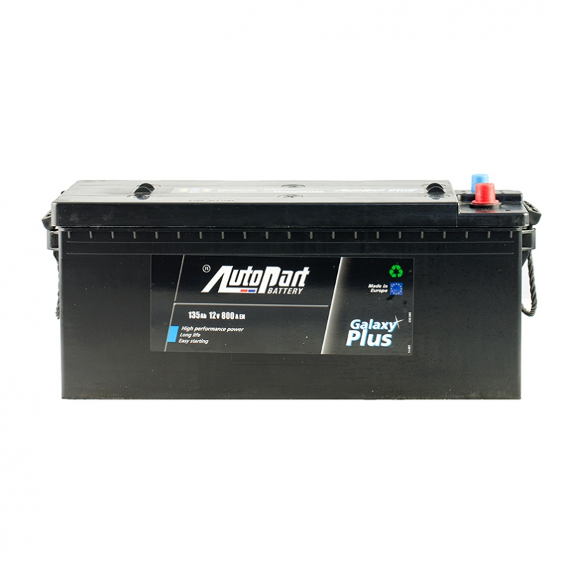 AutoPart GALAXY PLUS 135 Ah/12V Euro (0)