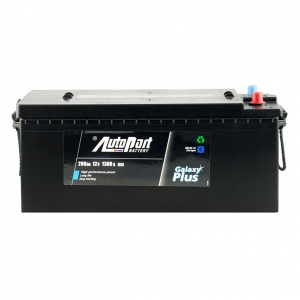 AutoPart GALAXY PLUS 200 Ah/12V Euro (1)