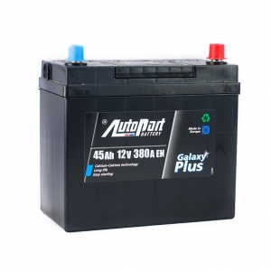 AutoPart GALAXY PLUS Japanese 45 Ah/12V (0)