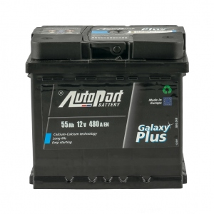 AutoPart GALAXY PLUS 55 Ah/12V Euro (0)