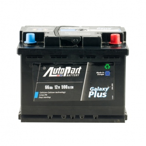 AutoPart GALAXY PLUS 66 Ah/12V Euro (0)
