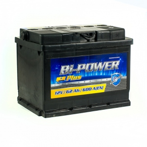 BI-Power 6CT-62 Ah/12V A1 Euro