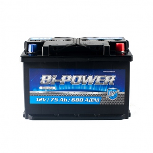 BI-Power 6CT-75 Ah/12V A1 Euro
