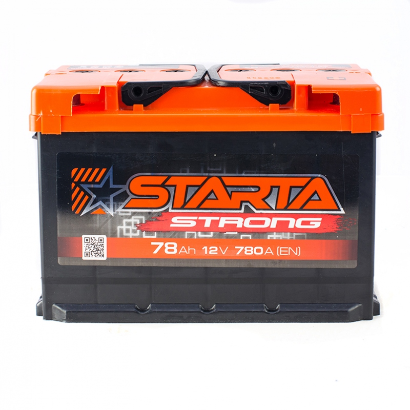 Starta Strong 6CT-78 Аh/12V A3 Euro