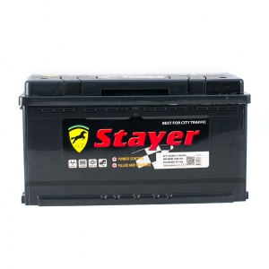 Stayer Black 6CT-100 Аh/12V A1 Euro