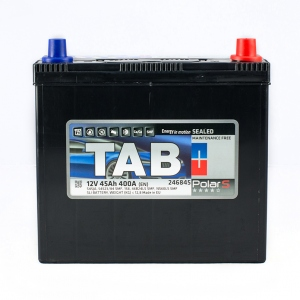 TAB Polar S 45 Ah/12V Euro (0) Japan
