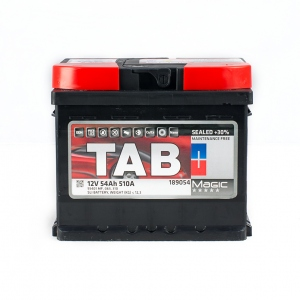 TAB Magic 54 Ah/12V Euro (0)