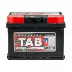 TAB Magic 62 Ah/12V Euro (0)