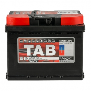 TAB Magic 66 Ah/12V Euro (0)