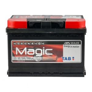 TAB Magic 75 Ah/12V Euro (0)