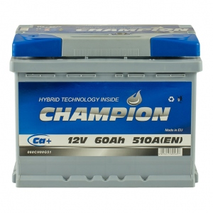 Champion 6CT-60 Ah/12V (1)