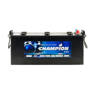 Champion BLACK 6CT-140 Ah/12V Euro (3)