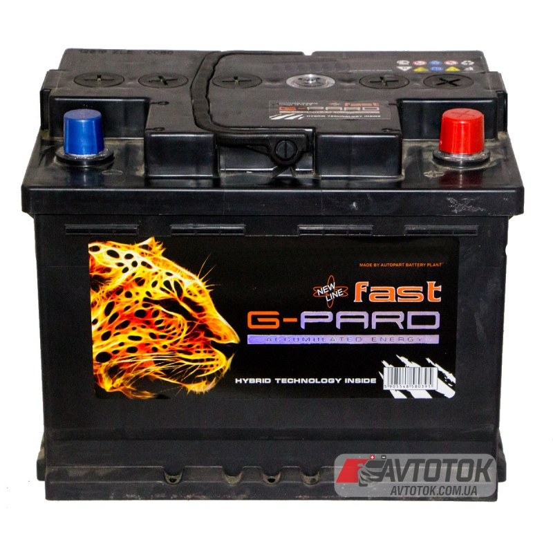 G-Pard Fast 98 Ah/12V Euro (0)