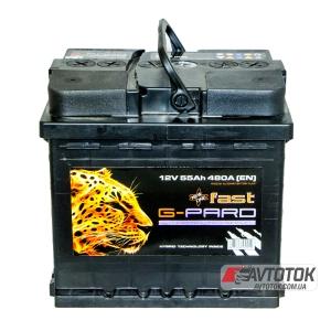 G-Pard Fast 55 Ah/12V Euro (0)