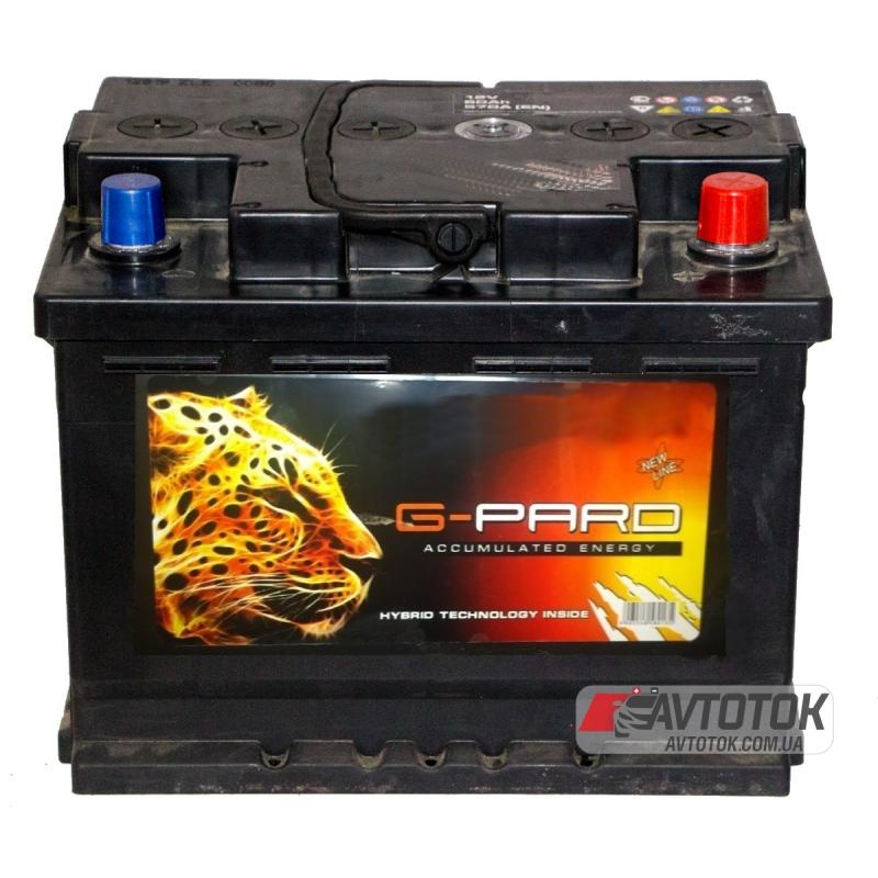 G-Pard 100 Ah/12V Euro (0)