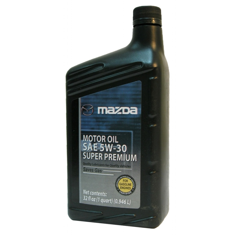 Mazda Super Premium 5W-30 1qt (946 ml)