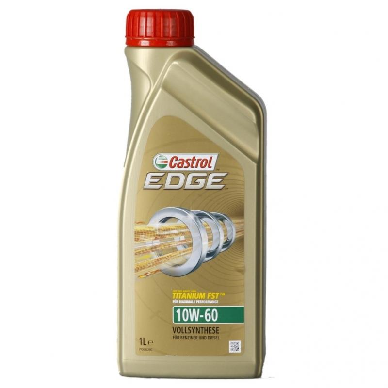Castrol EDGE TITANIUM 10W-60 1L