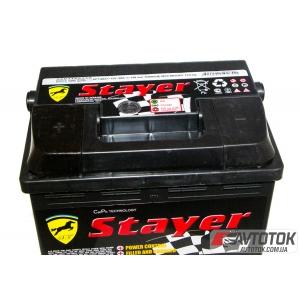 Stayer Black 6CT-60 Аh/12V A1 Euro