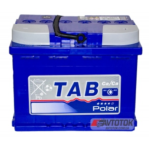 TAB Polar Blue 75 Ah/12V Euro (0)