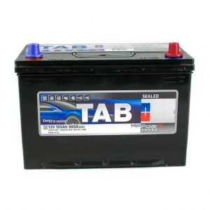 TAB Polar S 105 Ah/12V Euro (0) Japan