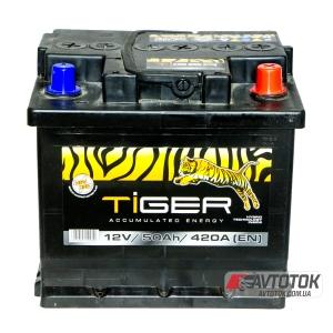 Tiger 50 Аh/12V Euro (0)