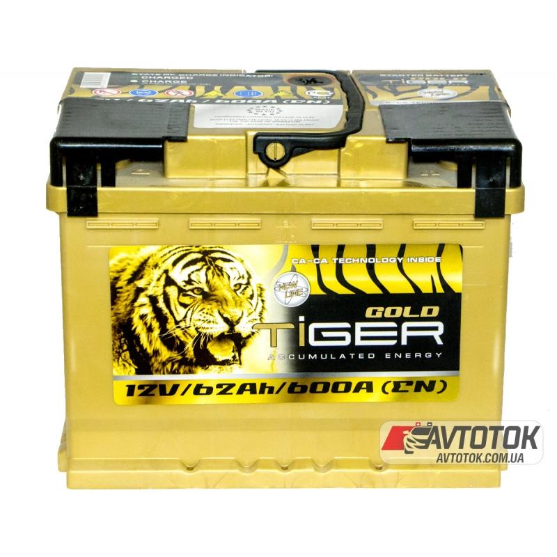 Tiger Gold 62 Аh/12V Euro (0)