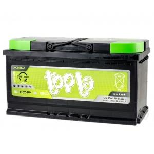 Topla Top AGM Stop & Go 95 Ah/12V Euro (0)