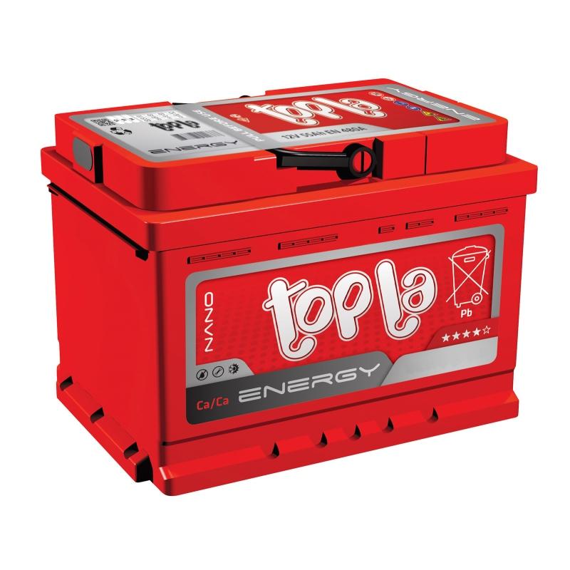 Topla Energy 66 Ah/12V Euro (0)