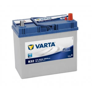Varta Blue Dynamic 45 Ah 330A ASIA (B32) Euro (0)